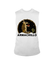 Armachillo Funny Sleeveless Tee tile