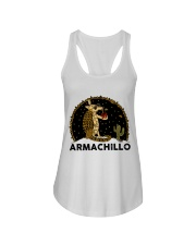 Armachillo Funny Ladies Flowy Tank tile
