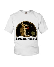 Armachillo Funny Youth T-Shirt thumbnail