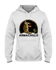 Armachillo Funny Hooded Sweatshirt tile