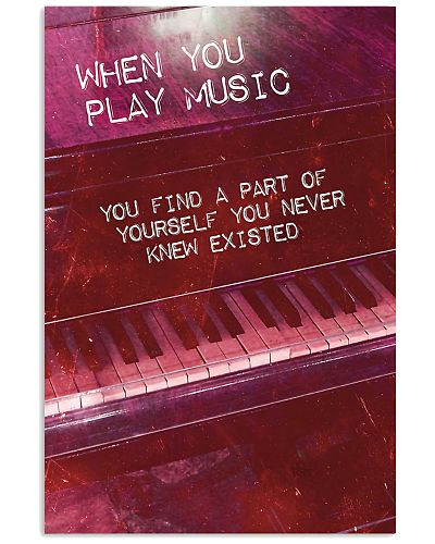 When You Play Music