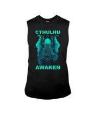 Cthulhu Awaken Sleeveless Tee thumbnail