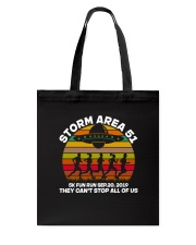 Storm Area 51 Tote Bag thumbnail