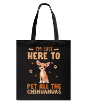 Chihuahuas Tote Bag thumbnail