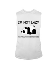 I Am Not Lazy Sleeveless Tee thumbnail