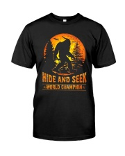 Hide And Seek World Champion Classic T-Shirt tile