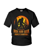 Hide And Seek World Champion Youth T-Shirt thumbnail