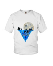 I Eat People Youth T-Shirt thumbnail