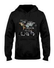 Not All Those Who Wander Hooded Sweatshirt thumbnail