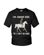 I'm Gonna Ride Youth T-Shirt thumbnail