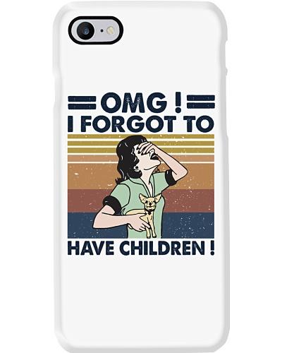 I Forgot To Have Children