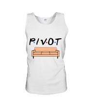 Pivot Unisex Tank thumbnail