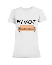 Pivot Premium Fit Ladies Tee thumbnail