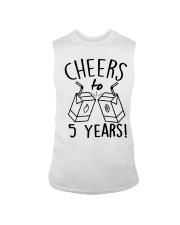 Cheers 5 Years Sleeveless Tee thumbnail