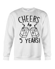 Cheers 5 Years Crewneck Sweatshirt thumbnail