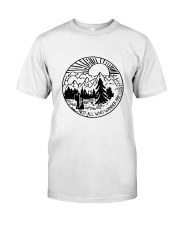 Not All Who Wander Classic T-Shirt thumbnail