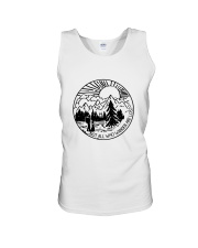 Not All Who Wander Unisex Tank thumbnail