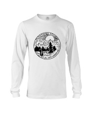 Not All Who Wander Long Sleeve Tee thumbnail