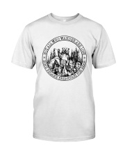 Not All Who Wander Are Lost 4 Classic T-Shirt thumbnail