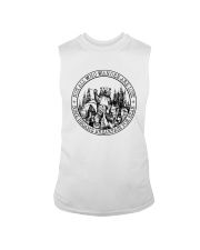 Not All Who Wander Are Lost 4 Sleeveless Tee thumbnail