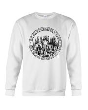 Not All Who Wander Are Lost 4 Crewneck Sweatshirt thumbnail