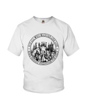 Not All Who Wander Are Lost 4 Youth T-Shirt thumbnail