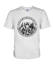 Not All Who Wander Are Lost 4 V-Neck T-Shirt thumbnail