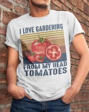 I Love Gardening Classic T-Shirt apparel-classic-tshirt-lifestyle-26