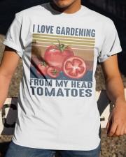 I Love Gardening Classic T-Shirt apparel-classic-tshirt-lifestyle-28