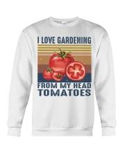 I Love Gardening Crewneck Sweatshirt thumbnail