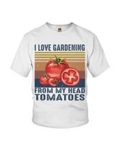 I Love Gardening Youth T-Shirt thumbnail