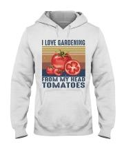 I Love Gardening Hooded Sweatshirt thumbnail