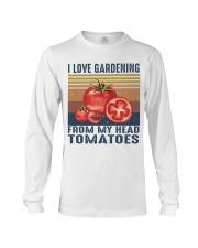 I Love Gardening Long Sleeve Tee thumbnail