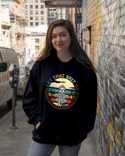 Let That Go Hooded Sweatshirt lifestyle-unisex-hoodie-front-1