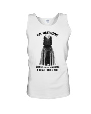 Go Outside Unisex Tank thumbnail