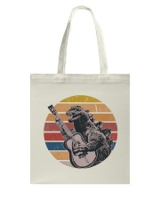 Love Guitar Tote Bag tile