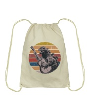 Love Guitar Drawstring Bag thumbnail