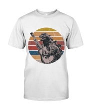 Love Guitar Premium Fit Mens Tee thumbnail