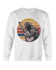 Love Guitar Crewneck Sweatshirt tile