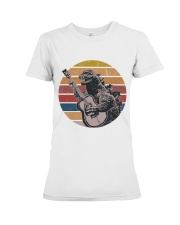 Love Guitar Premium Fit Ladies Tee thumbnail