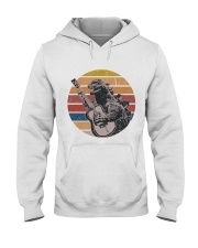Love Guitar Hooded Sweatshirt tile