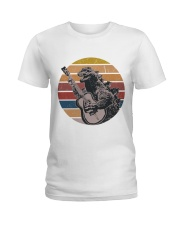 Love Guitar Ladies T-Shirt thumbnail