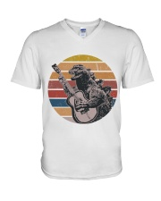 Love Guitar V-Neck T-Shirt thumbnail