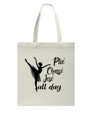 Pile Chasse Jese All Day Tote Bag thumbnail