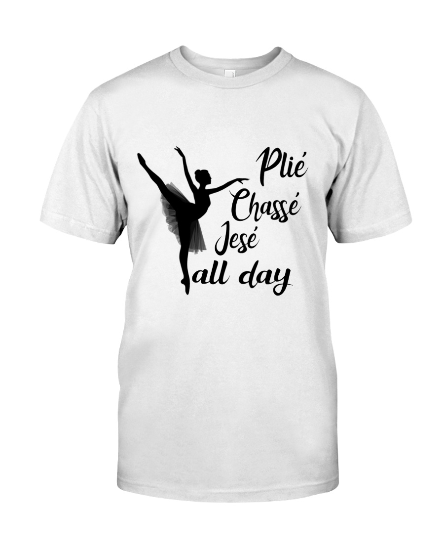 Pile Chasse Jese All Day Classic T-Shirt