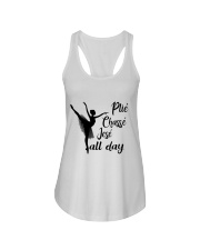 Pile Chasse Jese All Day Ladies Flowy Tank thumbnail