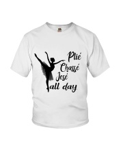 Pile Chasse Jese All Day Youth T-Shirt thumbnail