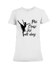 Pile Chasse Jese All Day Premium Fit Ladies Tee thumbnail
