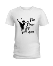 Pile Chasse Jese All Day Ladies T-Shirt thumbnail