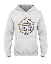 Drinking Around The World Hooded Sweatshirt thumbnail
